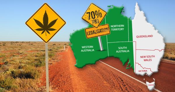 Auch in Australien ist Cannabis und seine Legalisierung Gesprächsthema