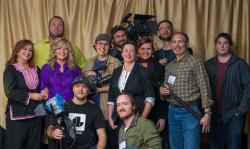The Marijuana Show team - Sensi Seeds blog