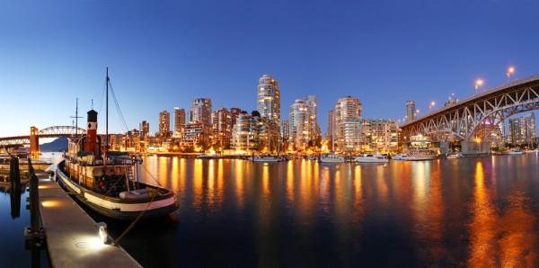 Vancouver als Vorreiter