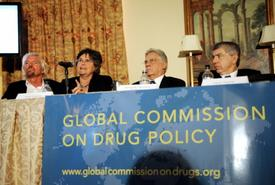 Members of the Global Commission on Drug Policy
