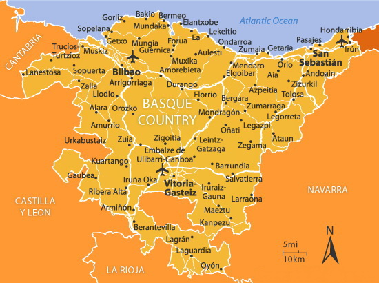Spain's Basque country wants to legalize marijuana!