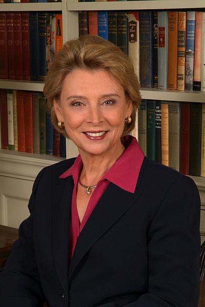 Christine Gregoire, 22nd Governor of the State of Washington