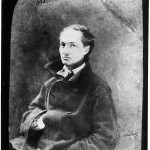 French Poet and Writer Charles Baudelaire 1821-1867