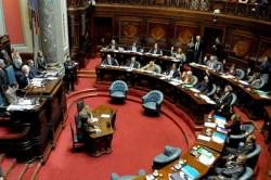 Uruguay Parliament