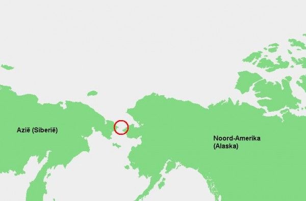 The Bering Strait