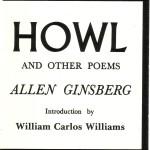 Howl Allen Ginsberg