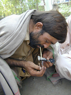 Drug use is endemic in Pakistan, but authorities are more concerned with heroin and opium use (Radio Nederland)