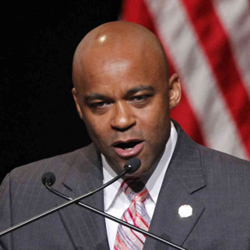Michael Hancock, Mayor of Denver, the capitol city of Colorado
