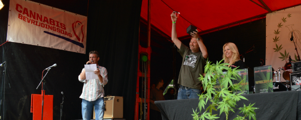Sensi Seeds Super Skunk Automatic wins first place at the Highlife cup 2014