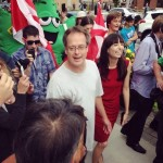 Marc Emery back in Canada.