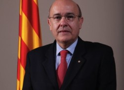 Boi Ruiz, Catalan Health Minister
