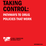 Global Commission on Drug Policy releases a new report