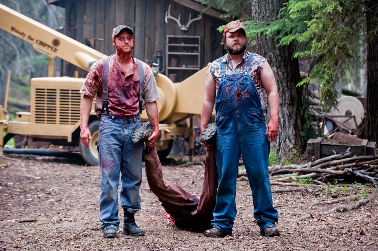 Tucker & Dale vs. Evil - Alan Tudyk - Tyler Labine