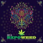 Sensi Seeds at Expoweed Chile 2014