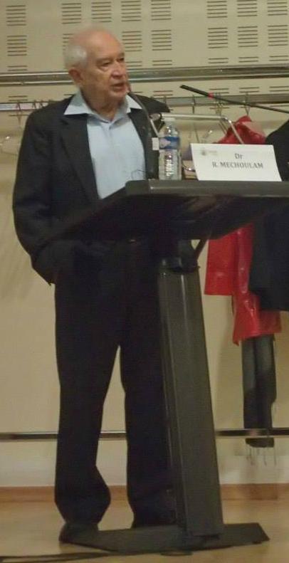 Professor Raphael Mechoulam