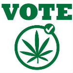 Vote for cannabis