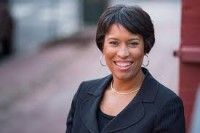 Muriel Bowser, Mayor of the District of Columbia