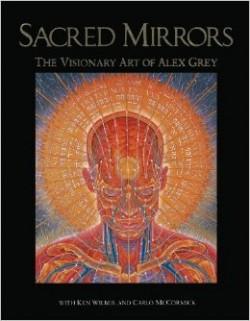 Sacred Mirrors by Alex Grey