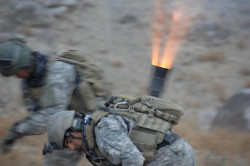 Combat can be an intensely traumatic experience and can lead to PTSD (© ussocom_ru)