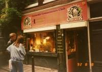The Sensi Connoisseurs' Club.