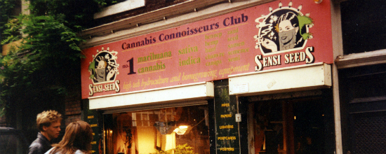 Sensi Seeds Cannabis Connoisseur Club