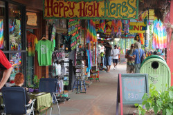 Nimbin is regarded as the cultural capital of cannabis in Oceania (CC.jeffowenphotos)
