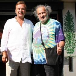 John Taylor knew, like Jack Herer, Ben Dronkers and many others, that this small seed could, and can, save the planet