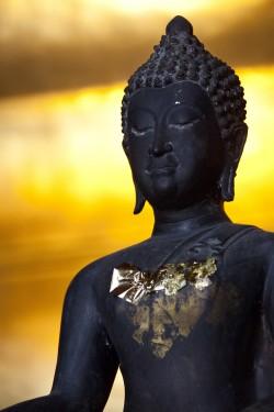 Estatua de Buda en Tailandia © Sebastain Marincolo. 2011