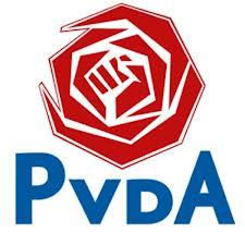 Resultado de imagen de logo  partido laborista holanda