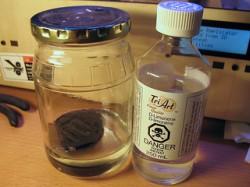 Actualmente, se suele añadir d-limoneno a los extractos con disolvente para mejorar los sabores perdidos durante el procesamiento (Tony Buser)