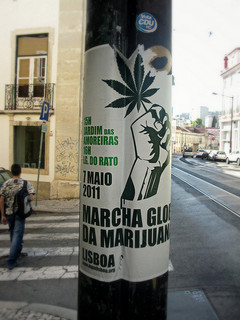 There is an small ongoing campaign to liberalise Portugal's restrictive cultivation laws (Marionzetta)