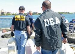 La guerra contra las drogas, que se lleva librando durante cerca de 40 años, es una iniciativa liderada por el gobierno de EE.UU. (Coast guard news)