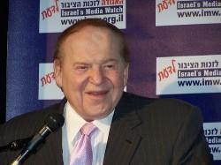 El magnate de los casinos, Sheldon Adelson, ha financiado la investigación positiva sobre el cannabis y a grupos contrarios a la legislación médica