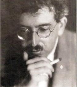 Walter Benjamin, ensayista, filósofo, crítico literario, 1892-1940