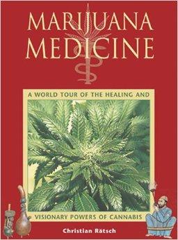 El excelente libro de referencia de Christian Rätsch, sobre las prácticas culturales y tradicionales con el cannabis medicinal, es fascinante e informativo