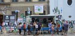 Una feria del cannabis - Sensi Seeds blog