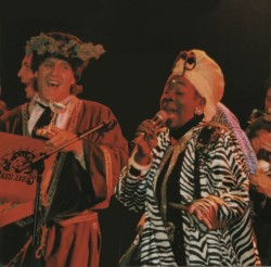 Alan Dronkers & Rita Marley - Sensi Seeds Blog