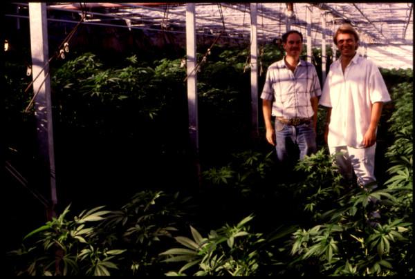 Ed Rosenthal & Ben Dronkers - Sensi Seeds Blog