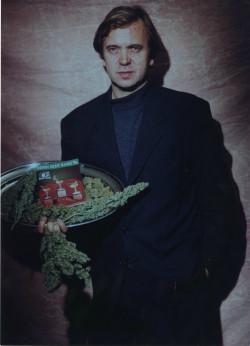 Ben Dronkers, 1994.