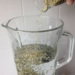 Selfmade hemp milk 2 - Sensi Seeds blog