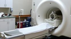 Se analizó el cerebro de los sujetos utilizando ITD, una forma de resonancia magnética (© Muffet)