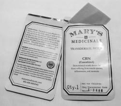El THC se degrada a cannabinol (CBN), que tiene valor médico para varias enfermedades, pero también se dice que tiene un mayor efecto sedante y de confusión sobre la conciencia