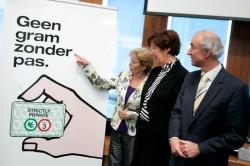 Le conseil municipal de Maastricht présente fièrement le wietpas