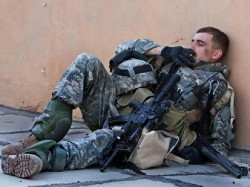 Cannabis and Post-Traumatic Stress Disorder - 1 - PTSD is often associated with the trauma of combat, but may be a result of any traumatic event