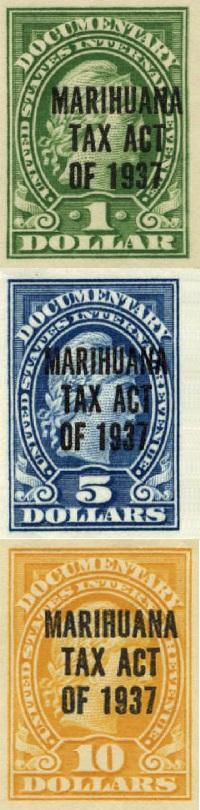 La taxe qui a rendu possible les attaques contre les consommateurs de cannabis.