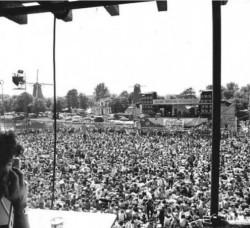 le Holland Pop Festival est considéré comme la variante hollandaise de Woodstock.