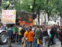 L'Autriche possède une importante sous-culture de l'utilisation du cannabis (© lembagg).