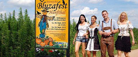 Le village autrichien de Hanfthal (Vallée du chanvre) héberge aujourd'hui un musée du chanvre expliquant les traditions de la région, remontant à 900 ans.