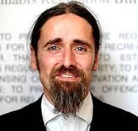 Luke « Ming » Flanagan, l'homme politique indépendant qui a vainement porté en 2013 une motion en vue de légaliser le cannabis.