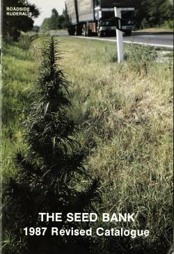 Catalogue de The Seed Bank, 1987